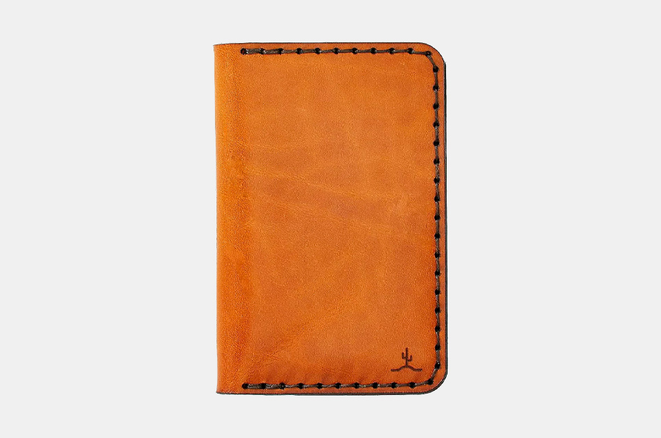 Bexar Goods Vertical Card Wallet