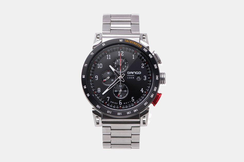 Dango CR-01 Chronograph Watch