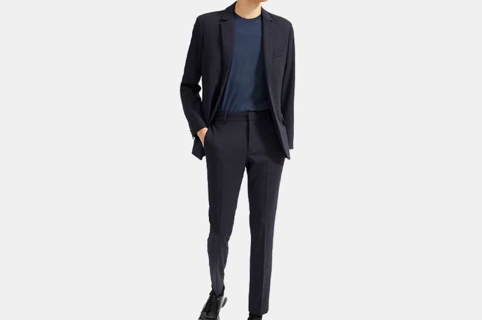 Everlane Italian Wool Suit