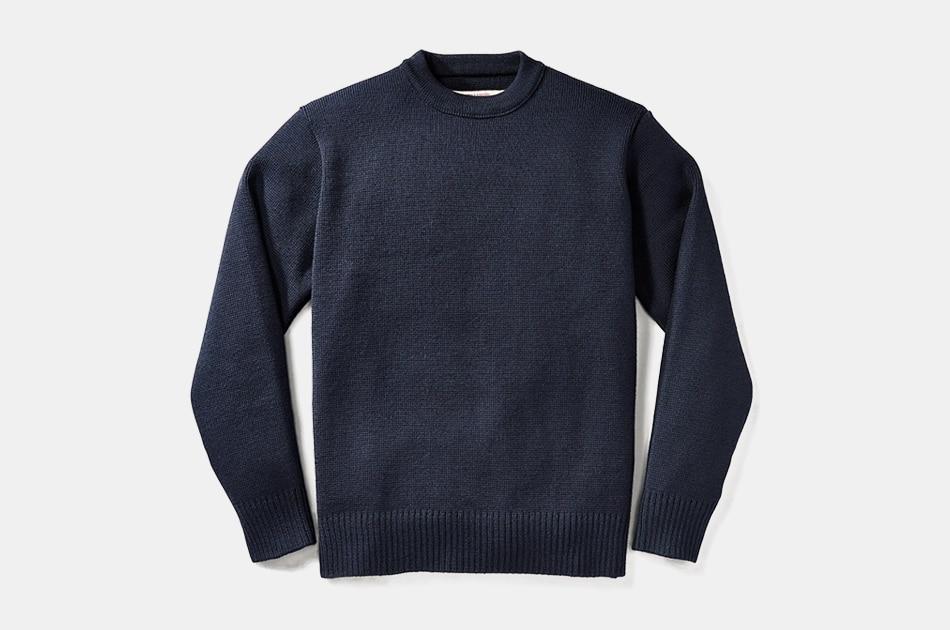 Filson Crew Neck Guide Sweater