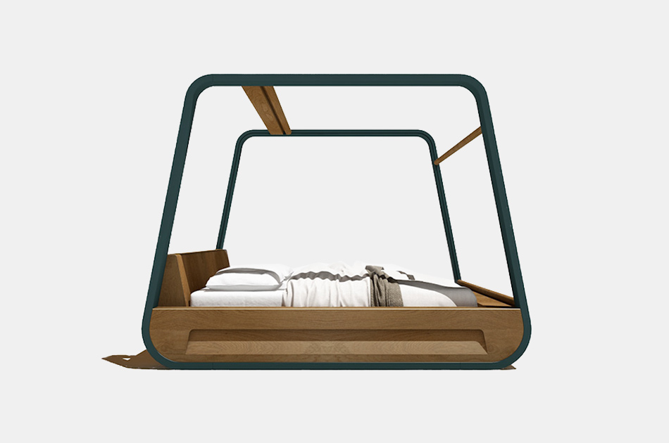 Hi-Interiors HiBed Smart Bed
