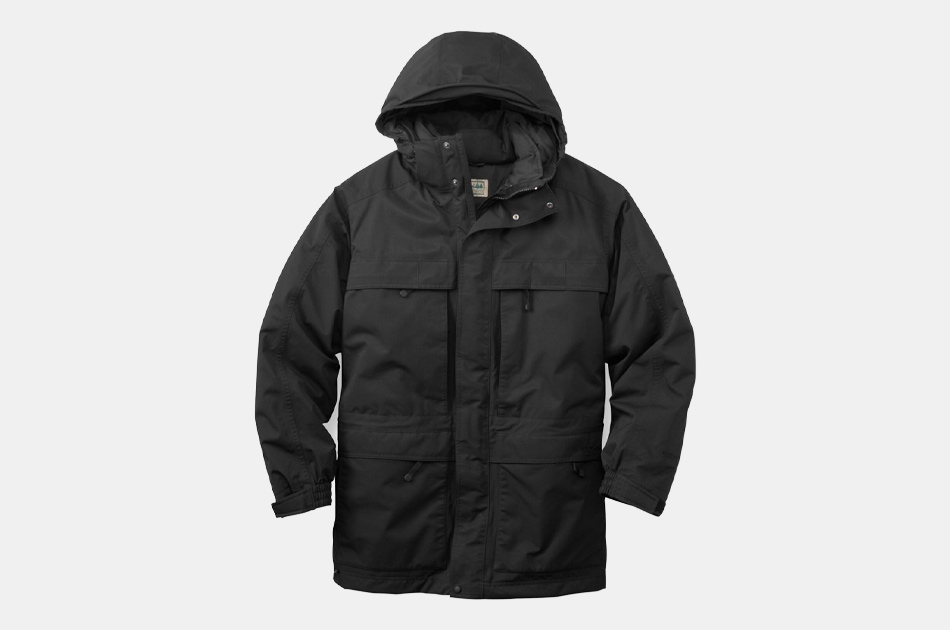L.L. Bean Maine Warden's 3-in-1 Parka