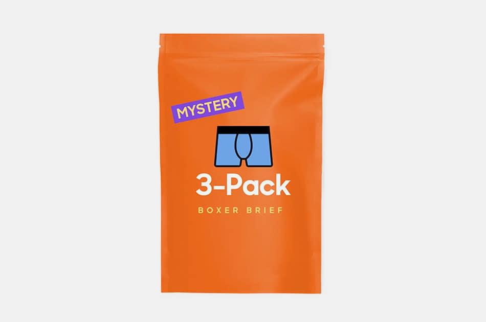 MeUndies Mystery Boxer Brief 3-Pack