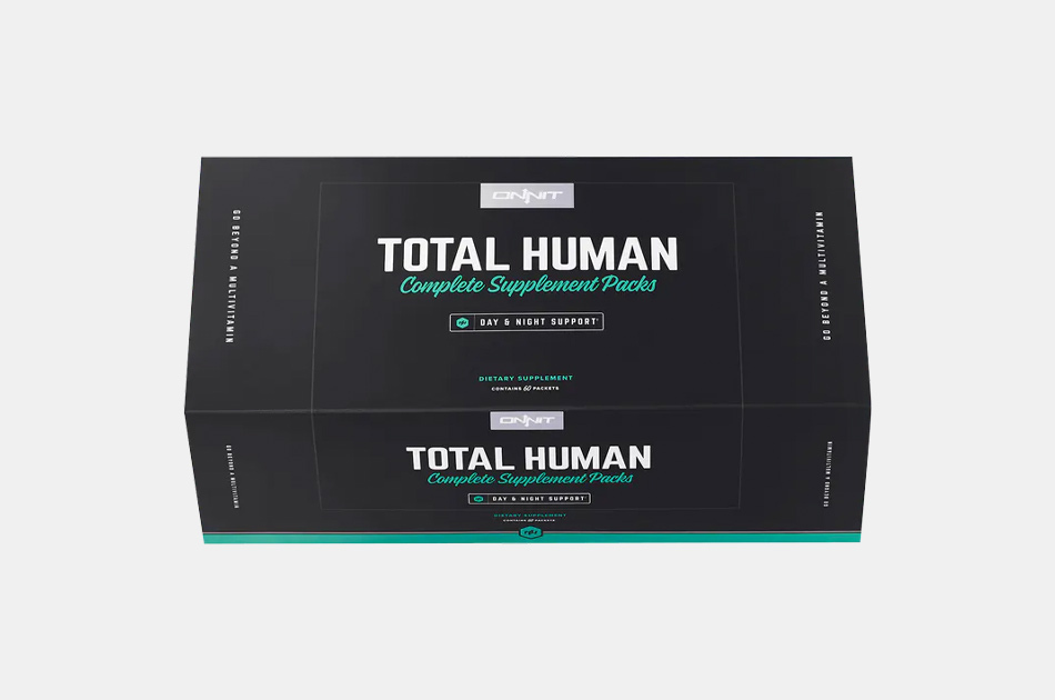 Onnit Total Human Supplement Packs