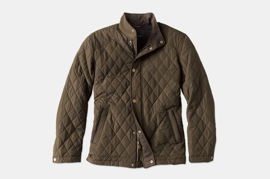 Orvis Diamond-Quilted RT7 Jacket