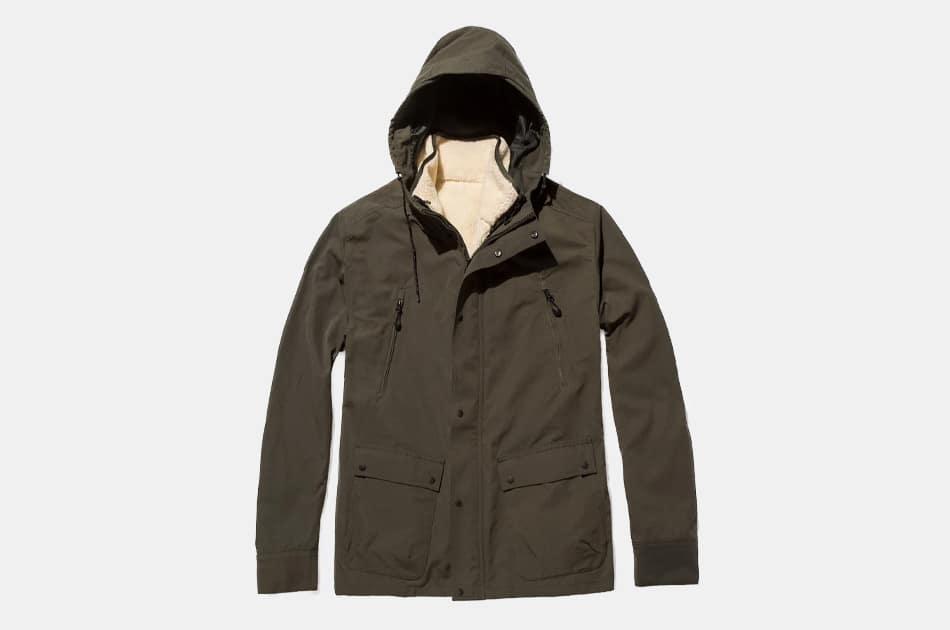Outerknown Envoy 3-In-1 Coat