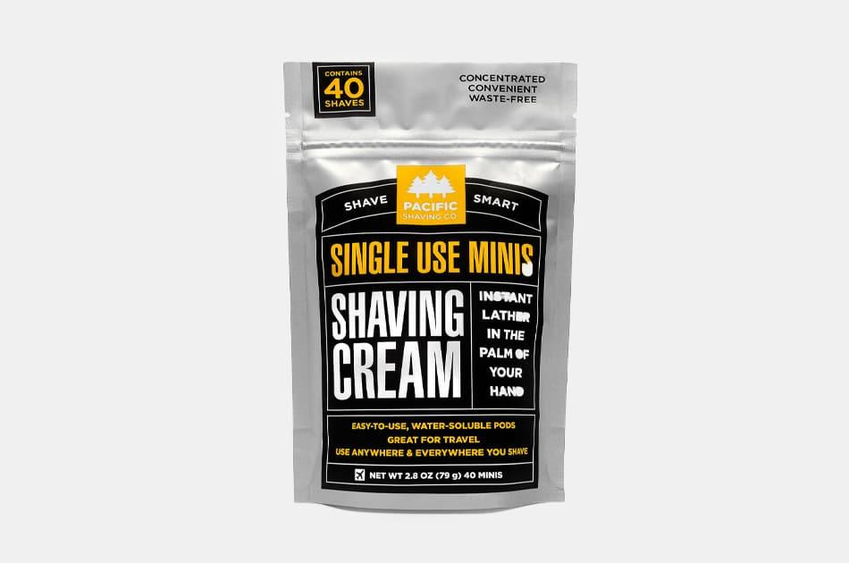 Pacific Shaving Co. Single Use Shaving Cream Minis