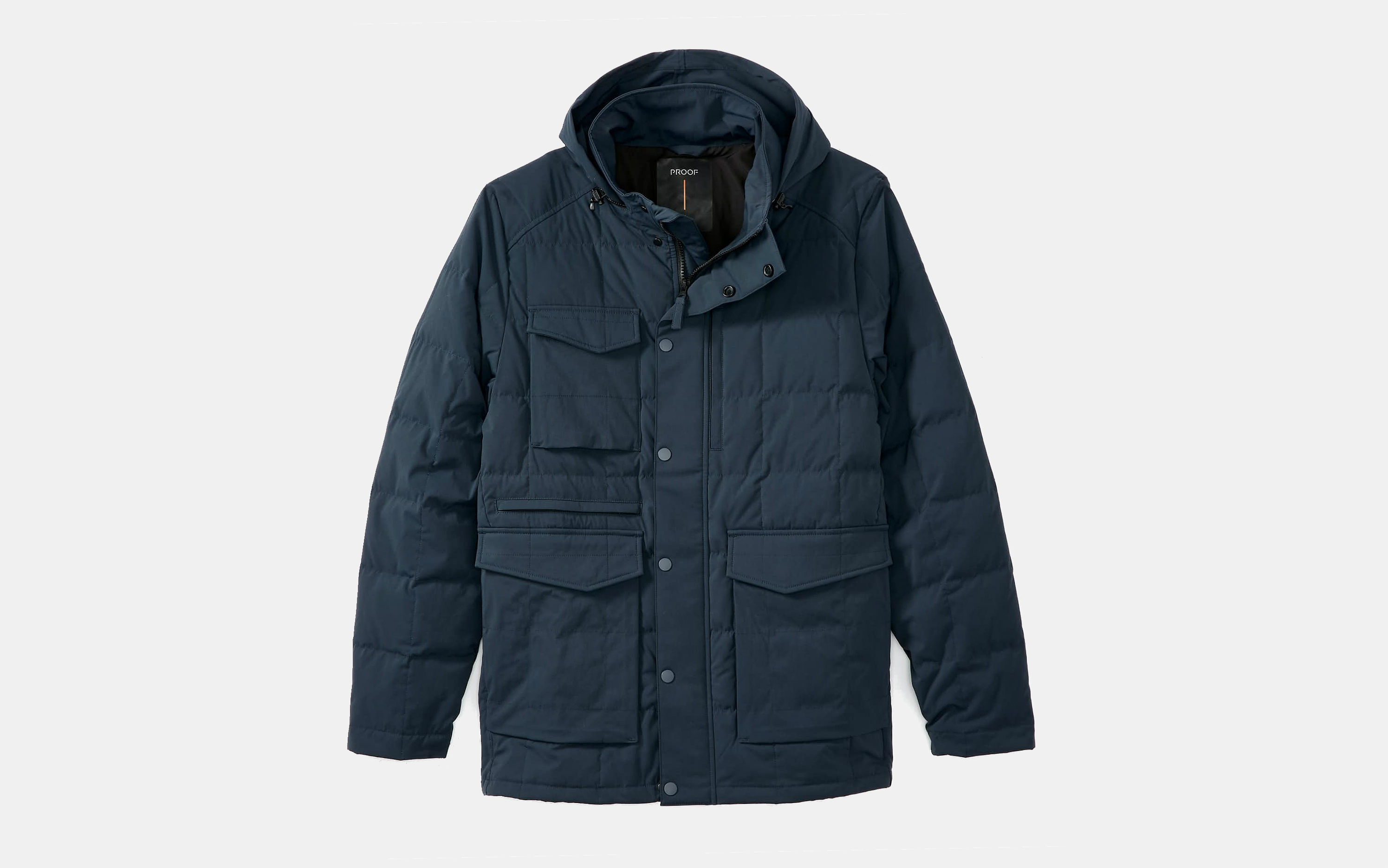 Proof Quilted Field Jacket
