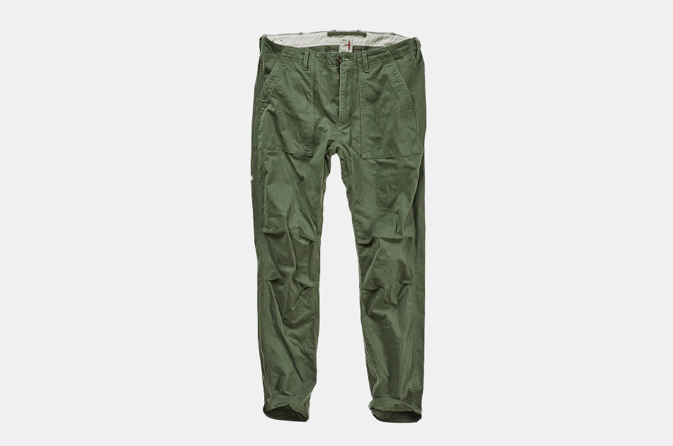 Relwen Broken Twill Supply Pant