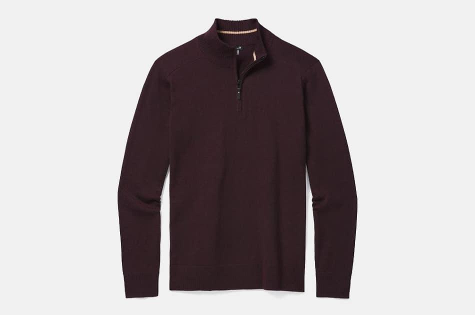 Smartwool Sparwood Half-Zip Sweater