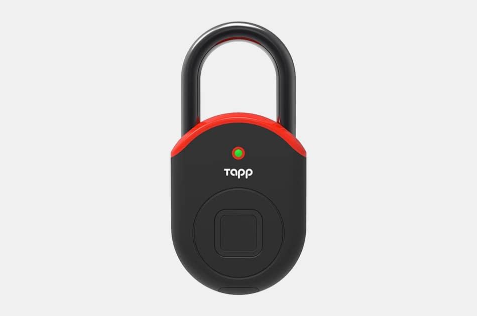 Tapplock Lite Fingerprint Padlock