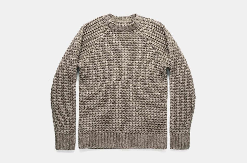 Taylor Stitch Fisherman Sweater