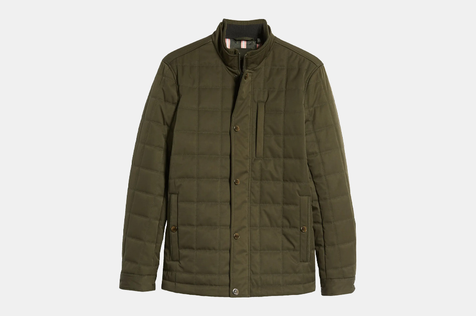 Ted Baker London Trent Quilted Jacket