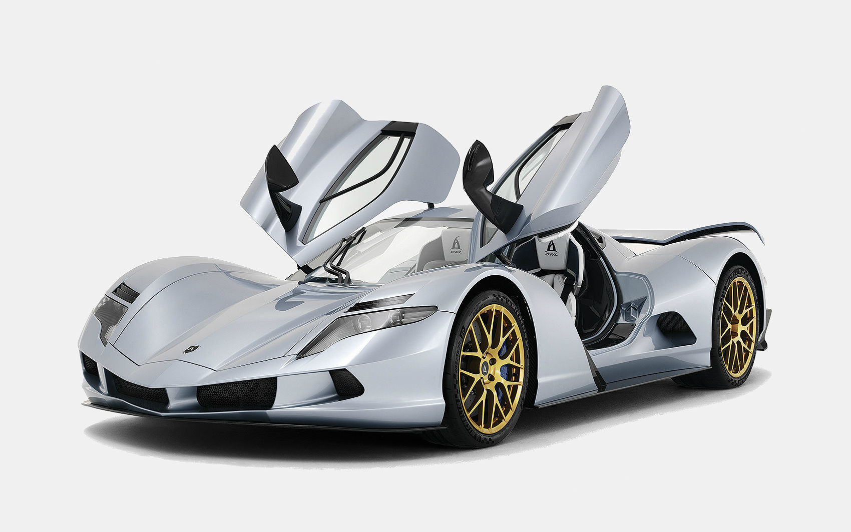 Aspark Full-Electric Hypercar Owl
