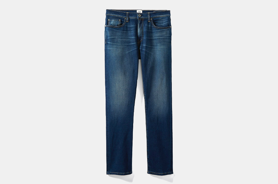 Stretch Selvage Jeans