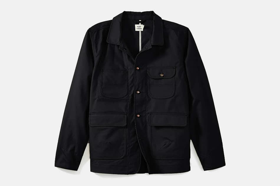 Washable Waxed Drifter Jacket