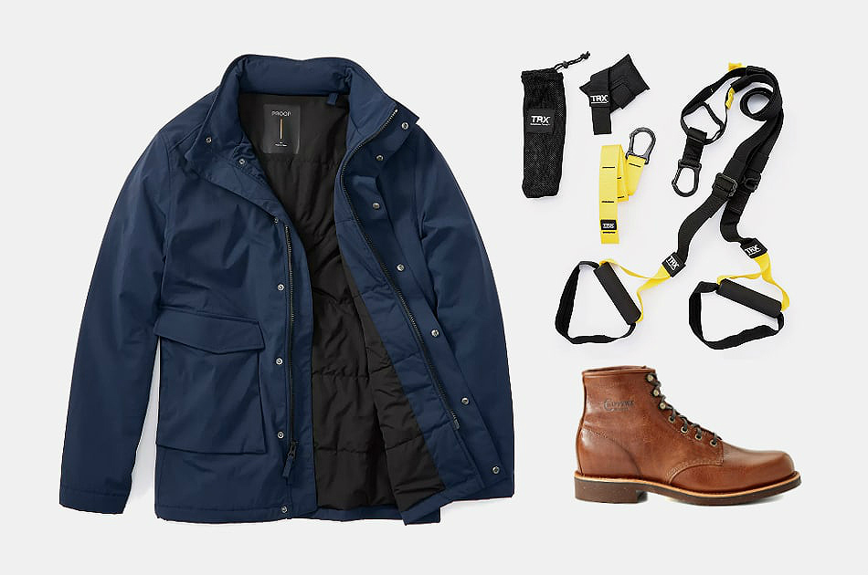 Huckberry Black Friday Sale