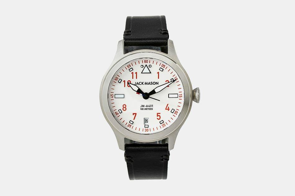 Jack Mason Aviator Watch