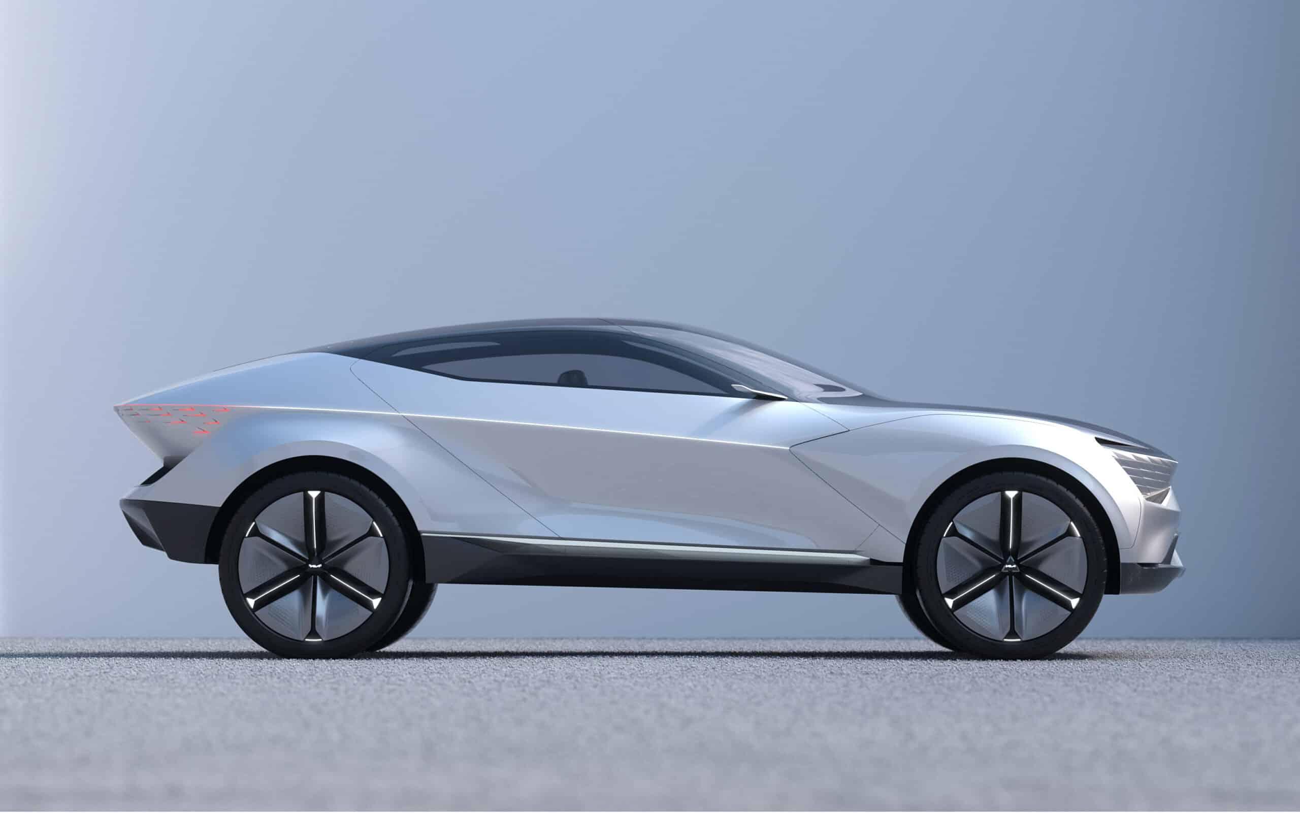 Kia Futuron Concept