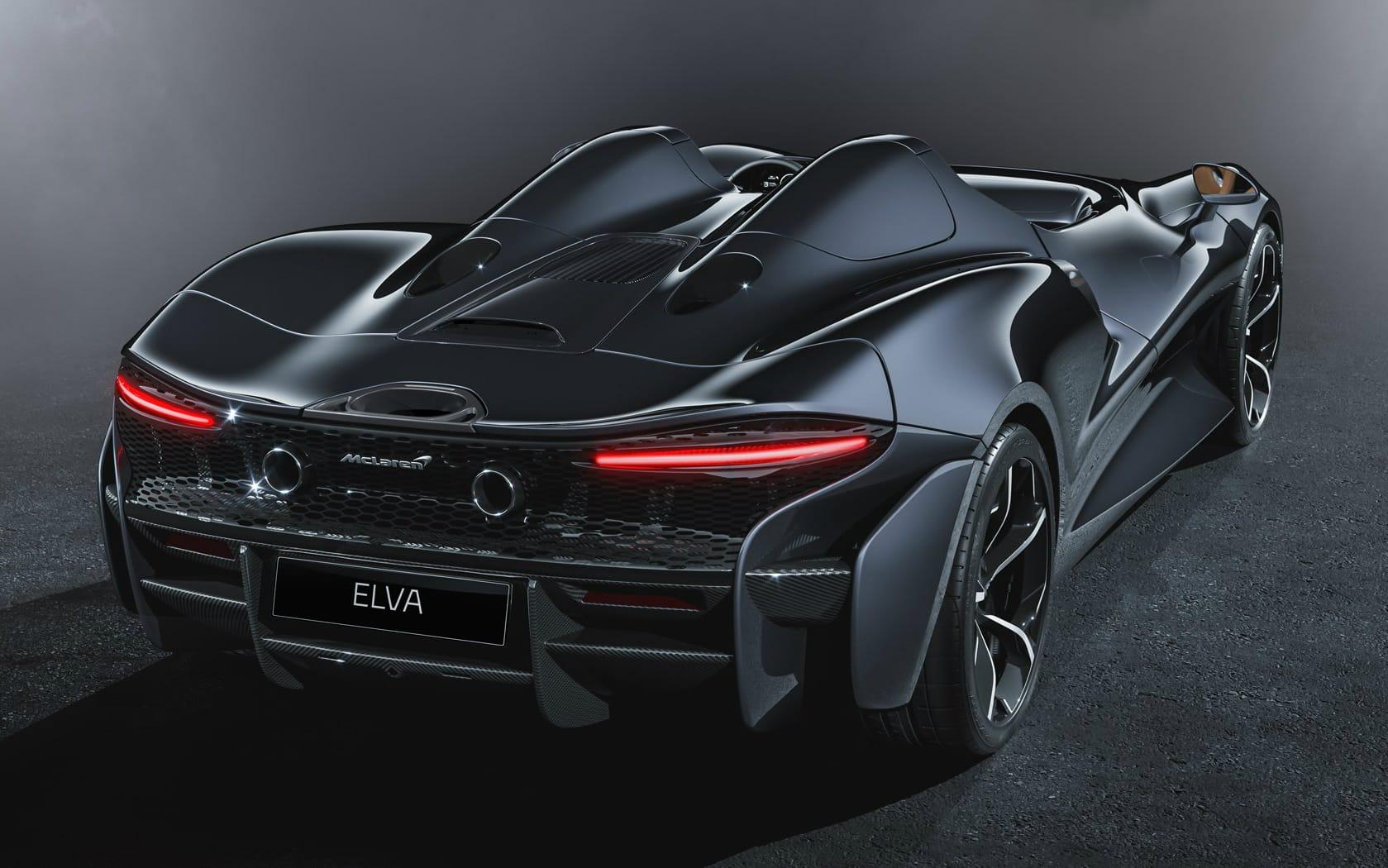 The McLaren Elva