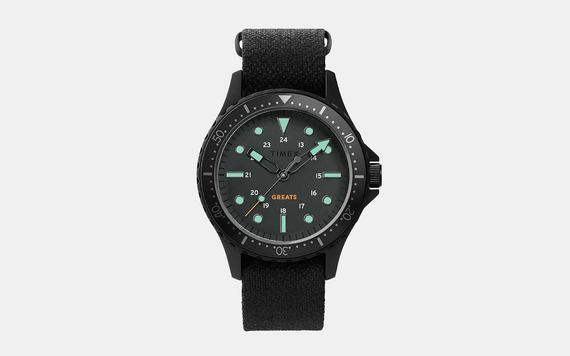 GREATS x Timex Navi Watch