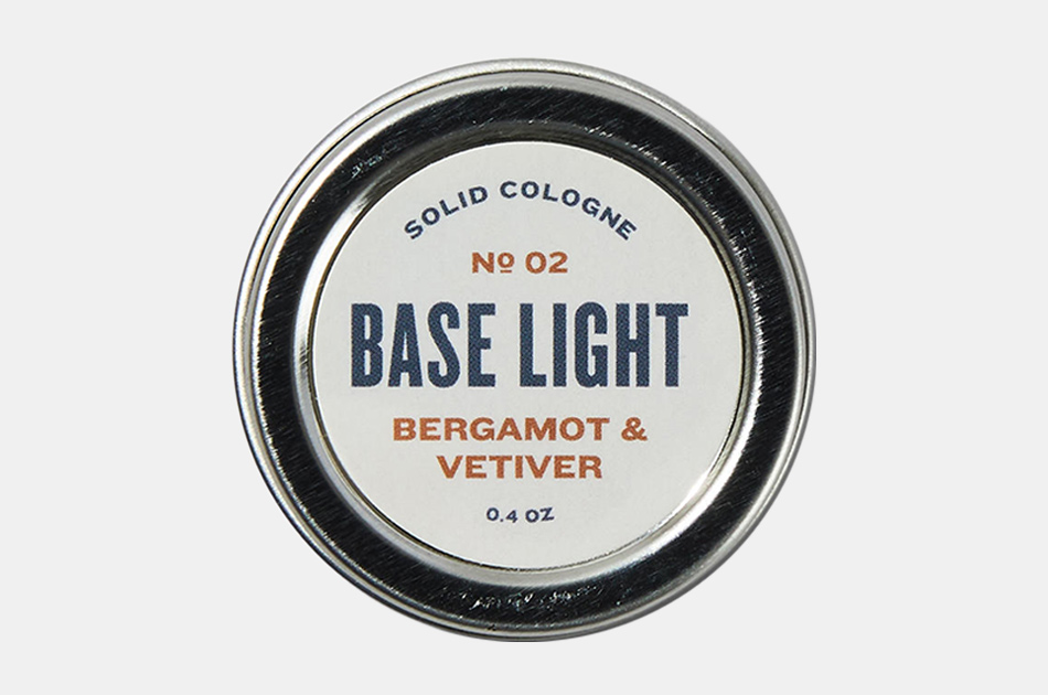 Base Light Grooming Solid Cologne