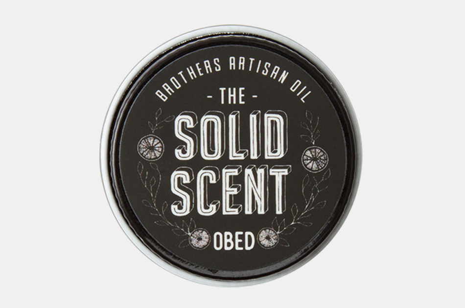 Brothers Artisan Oil Solid Cologne