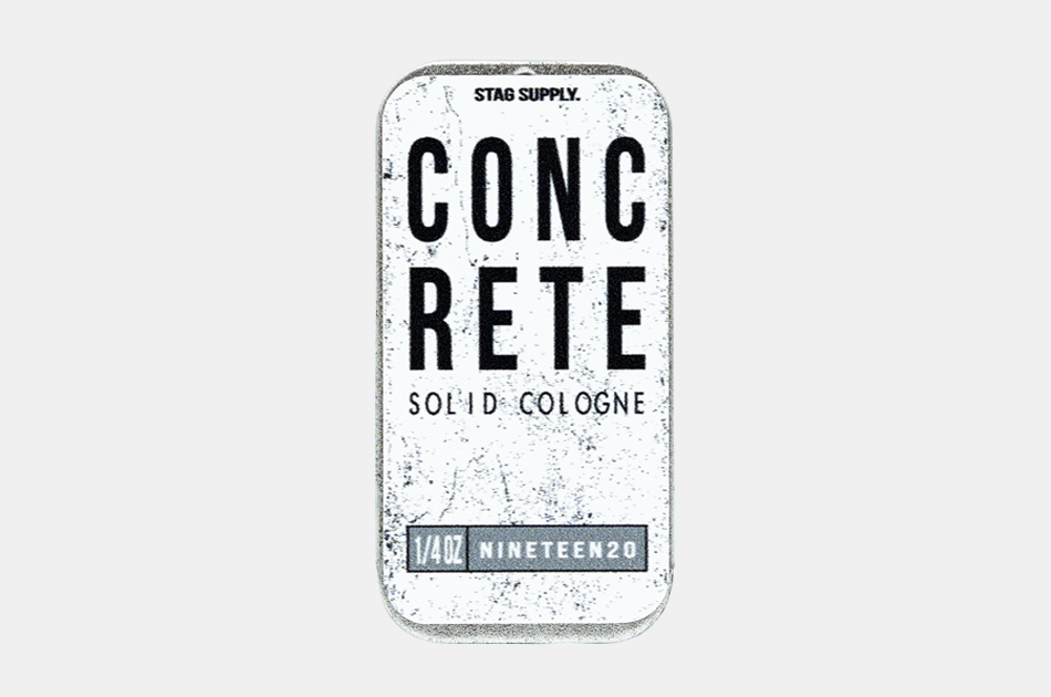 Stag Supply Concrete Solid Cologne Nineteen20