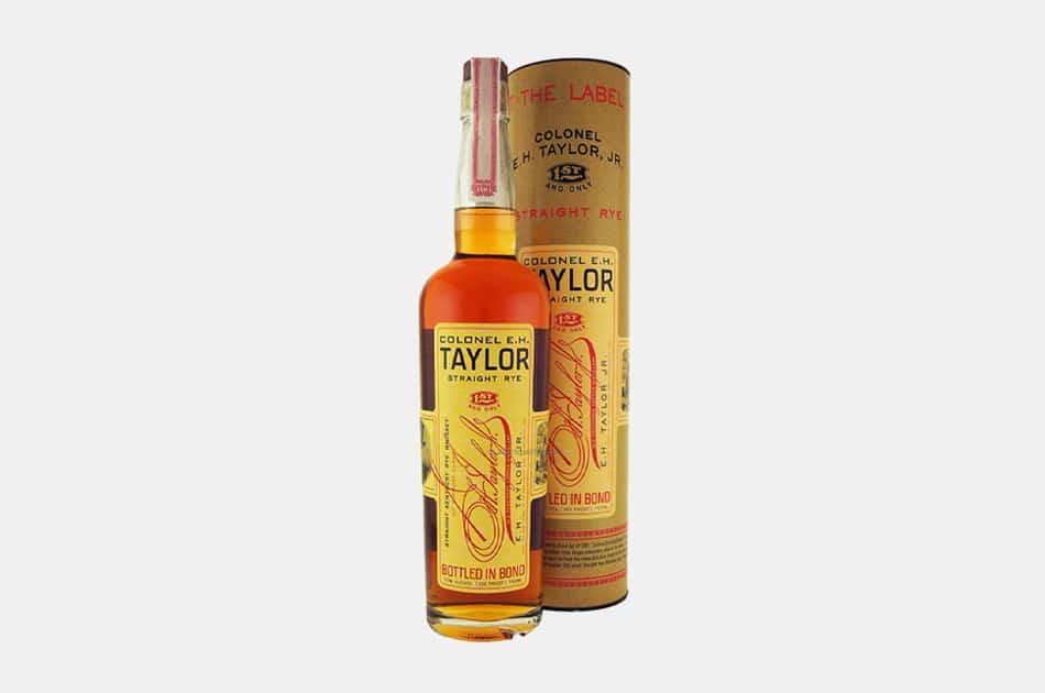 E.H. Taylor, Jr. Straight Rye