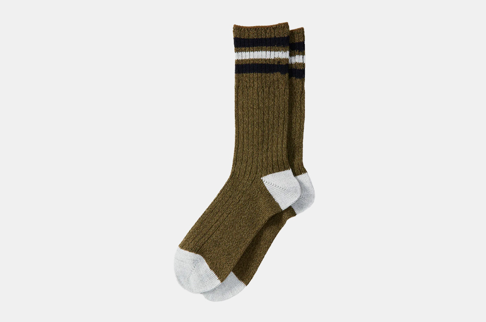 Flint and Tinder Wool Camp Socks
