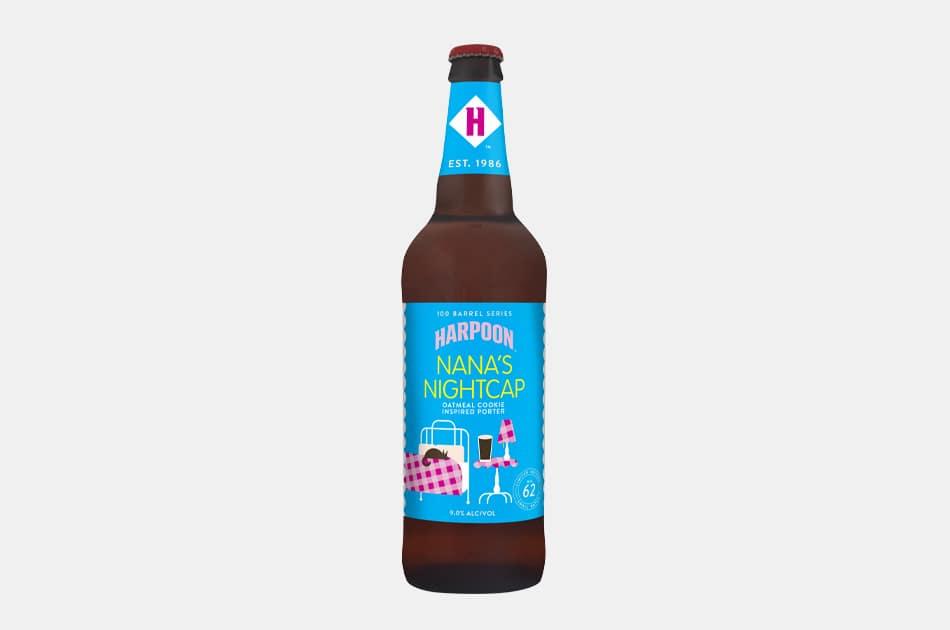 Harpoon Brewery Nana's Nightcap