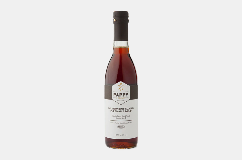 Pappy Van Winkle Barrel-Aged Maple Syrup