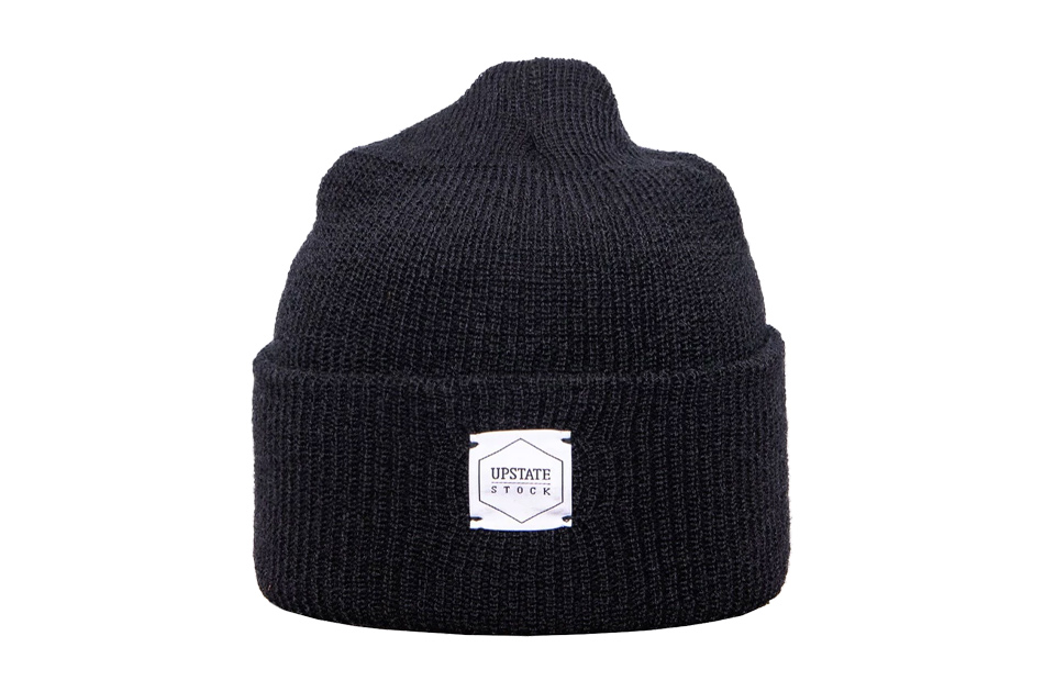 Upstate Stock Wool Watch Cap