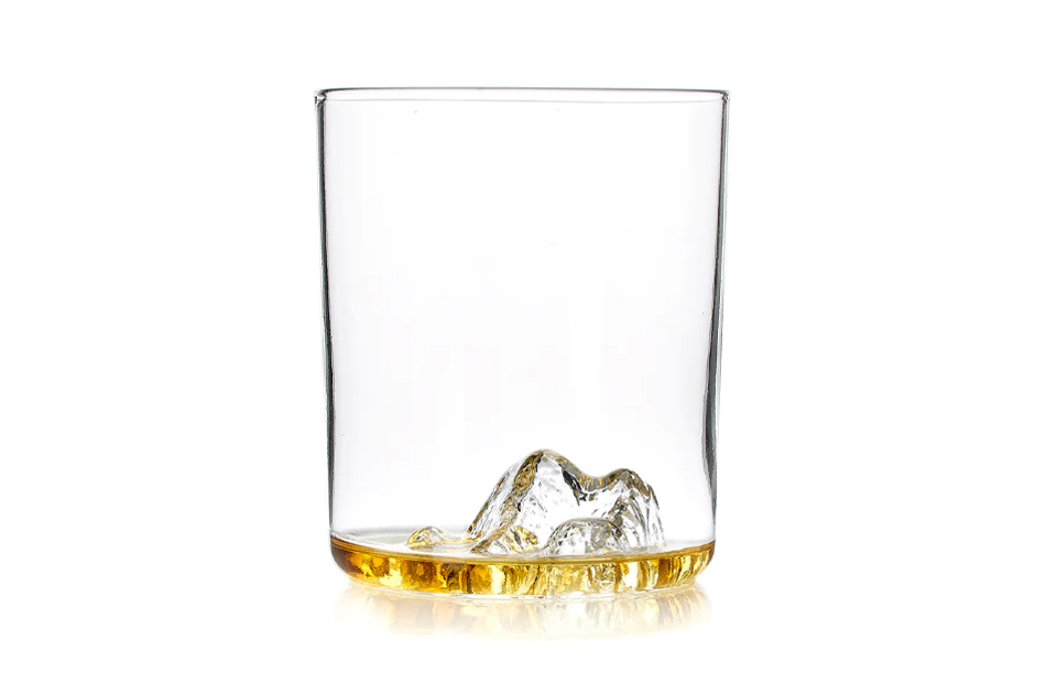 Whiskey Peaks Whiskey Glasses