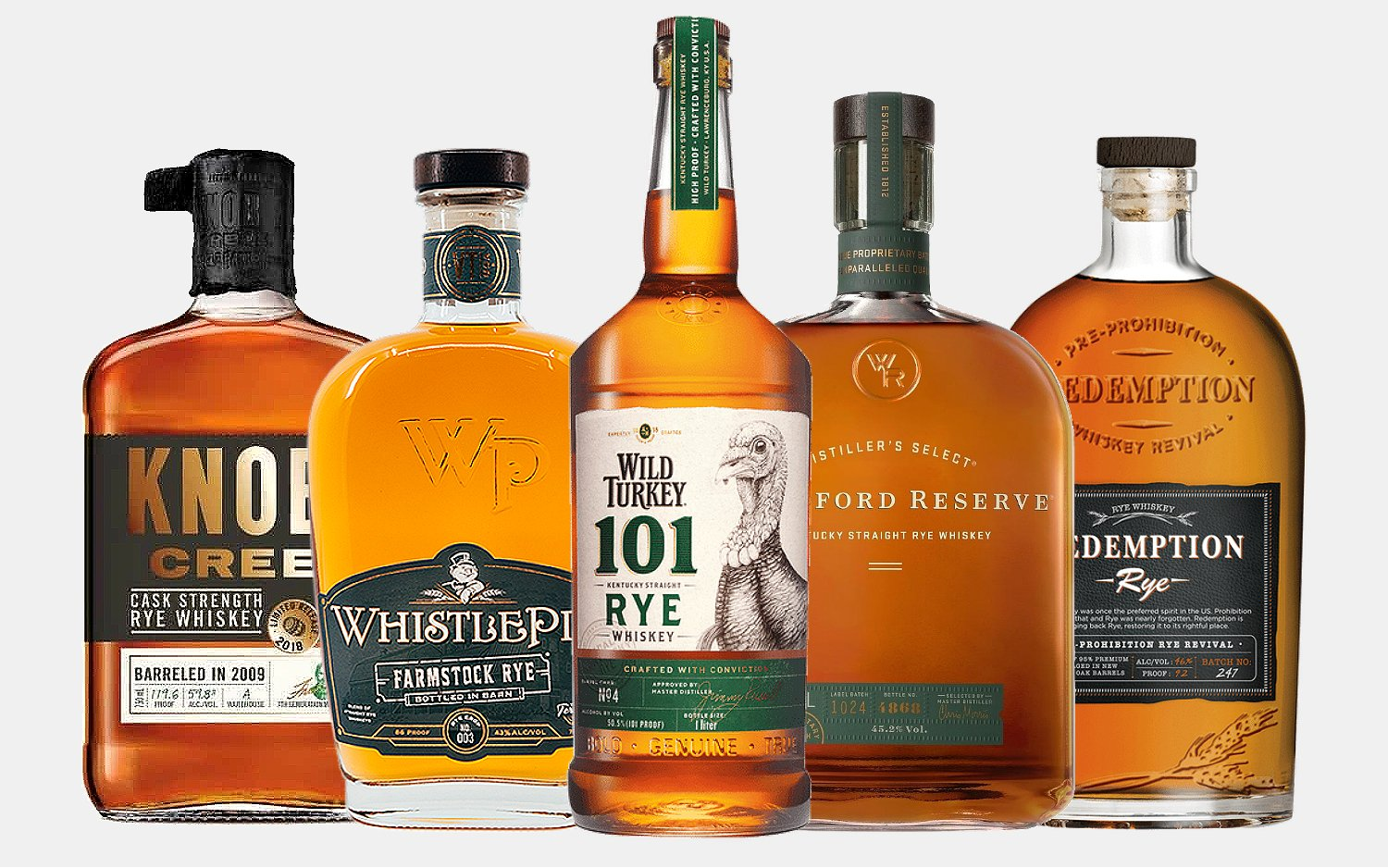 Best Rye Whiskeys