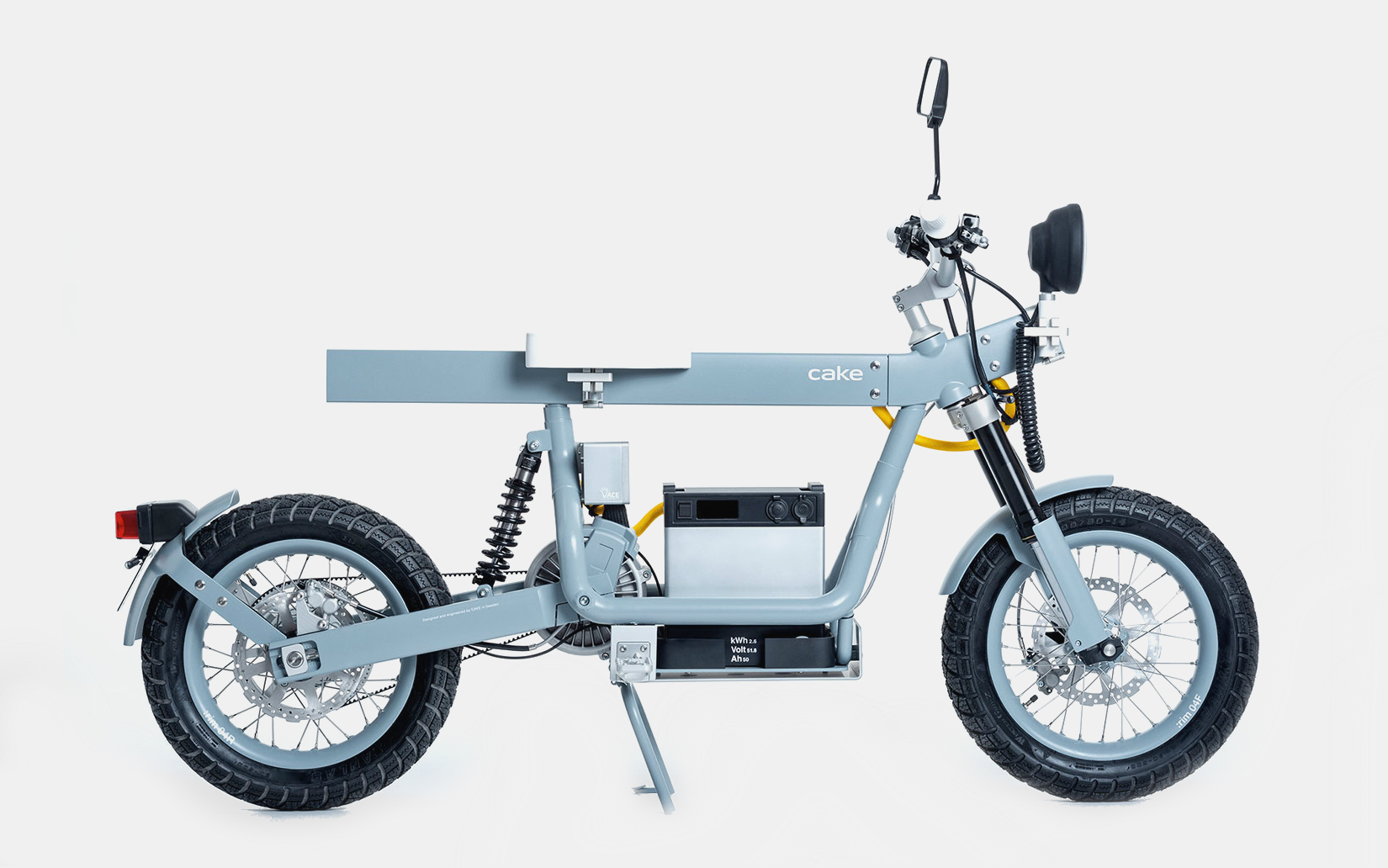 Cake Ösa Lite Electric Motorcycle