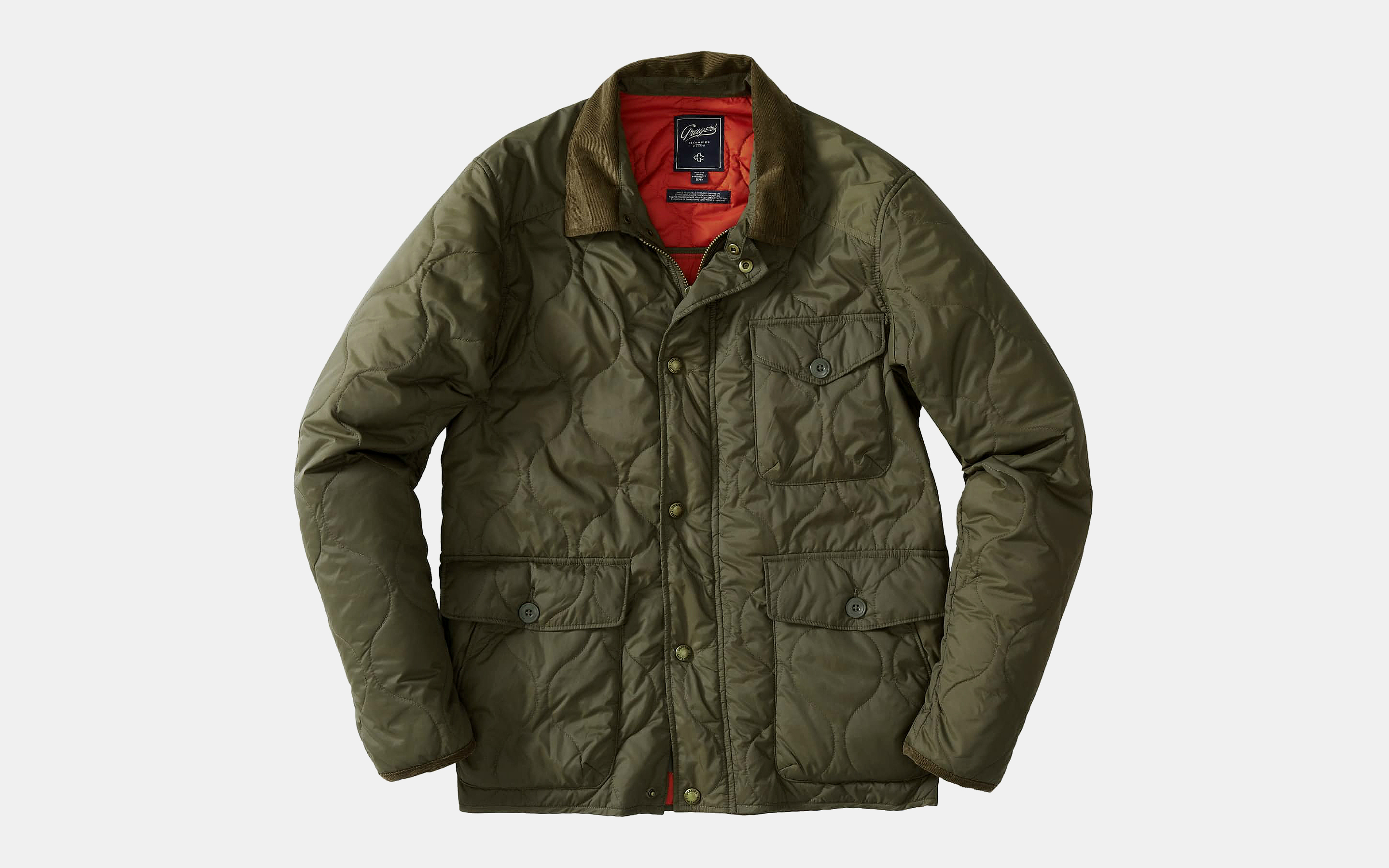 Grayers Andrew Light Weight Quilted Jacket