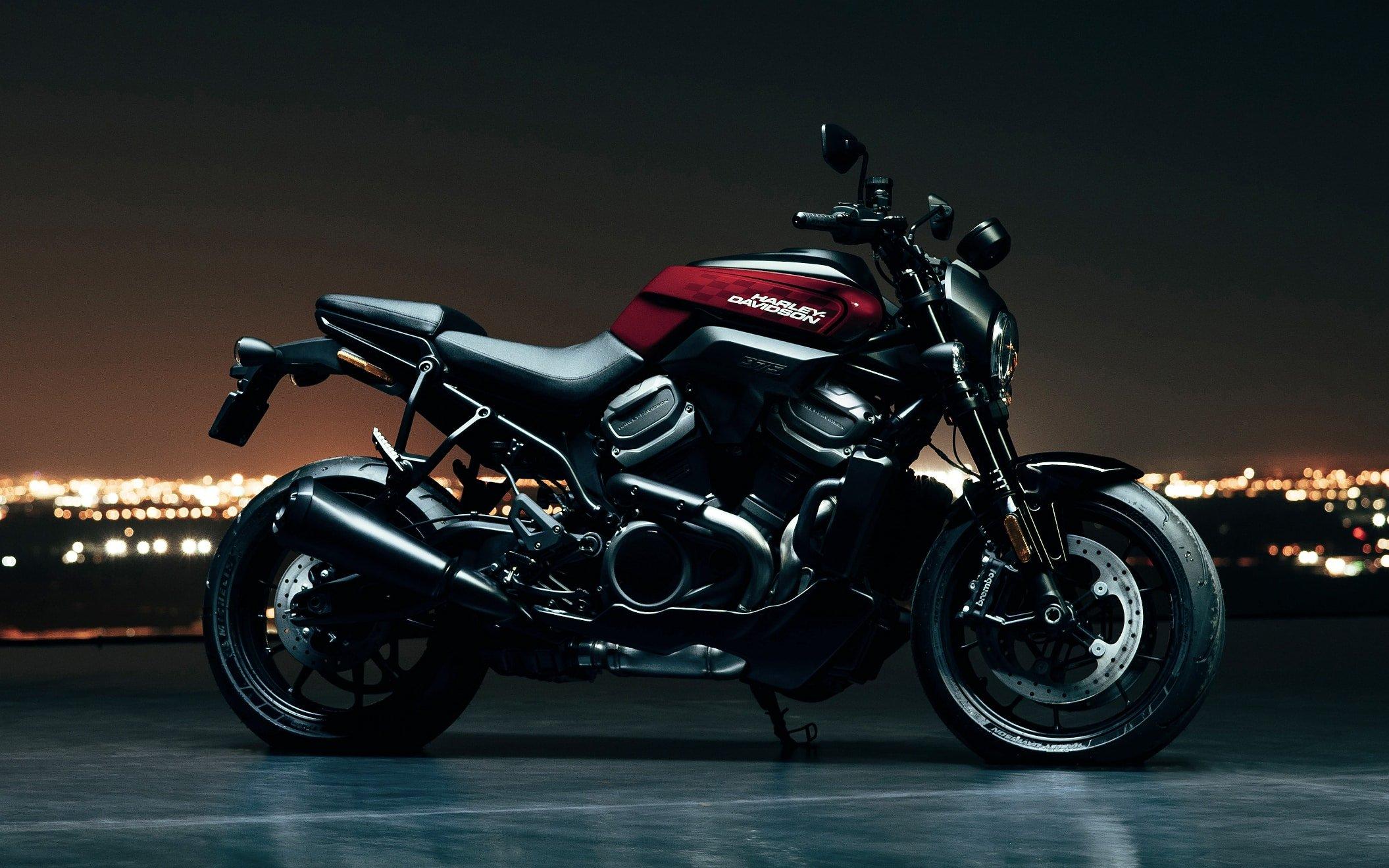 Harley Davidson Bronx Motorcycle