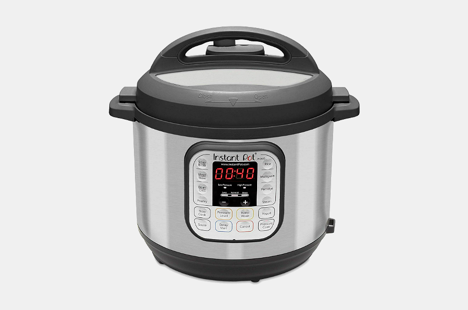 Instant Pot Duo 80 Pressure Cooker