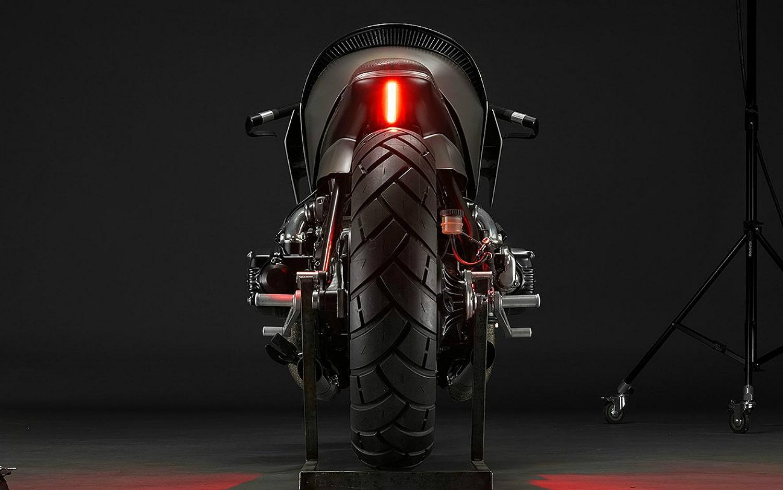 Death Machines Of London Kenzo Motorcycle