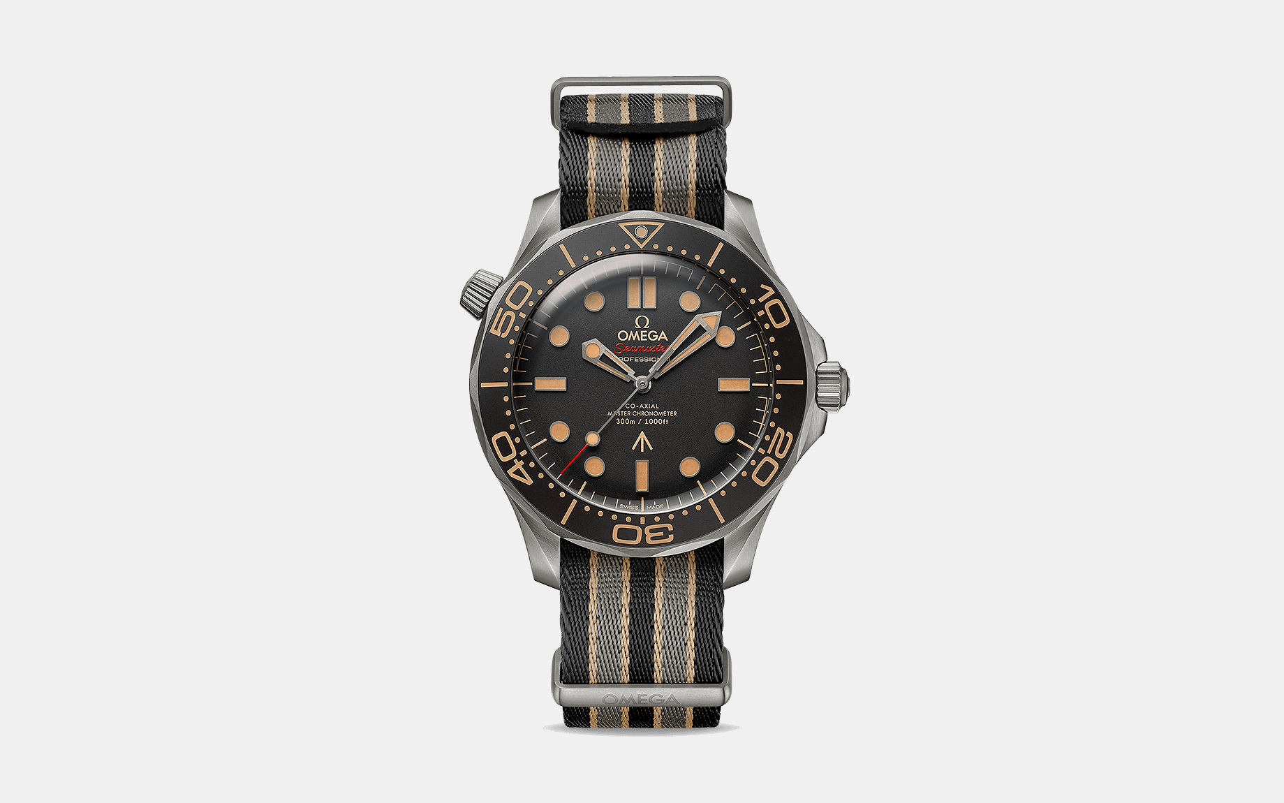 Omega Seamaster Diver Watch 300M 007 Edition