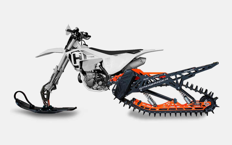 Snowrider SR120 PRO-SE Conversion Kit