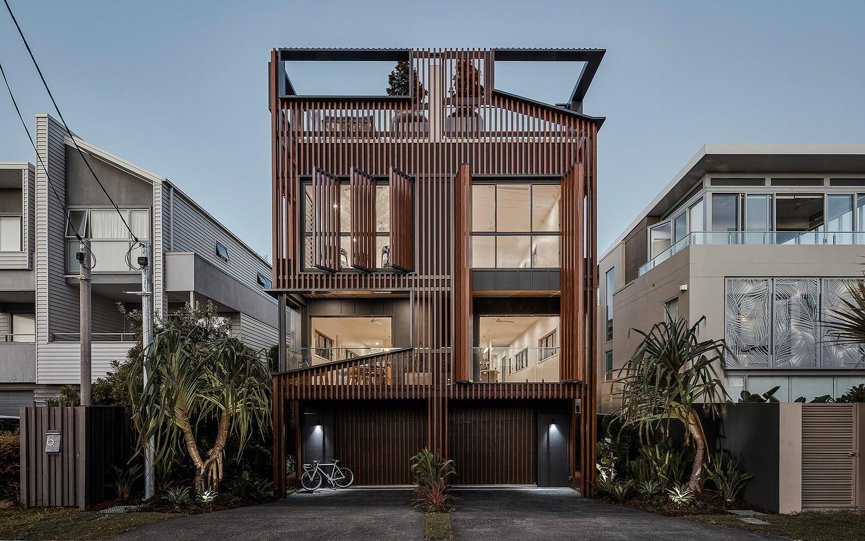 Studio Workshop Gold Coast Townhouse