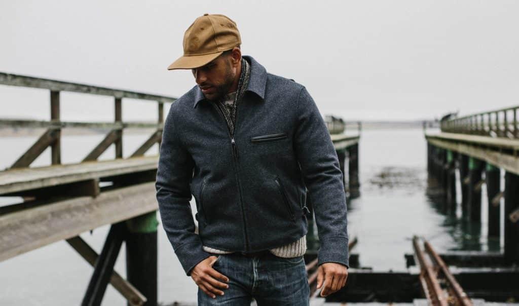 Taylor Stitch Monterey Bomber Jacket