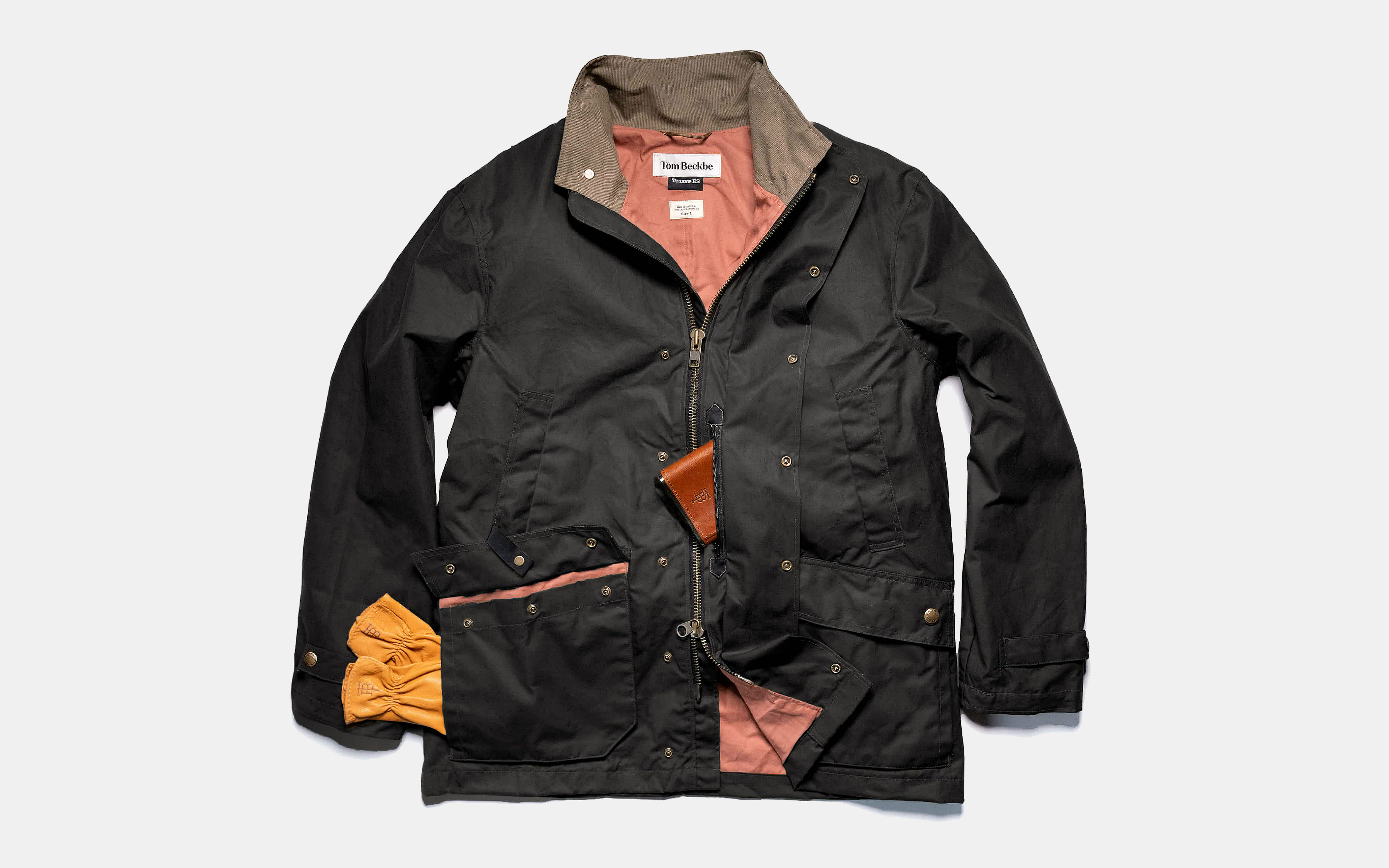 Tom Beckbe Tensaw Jacket ES