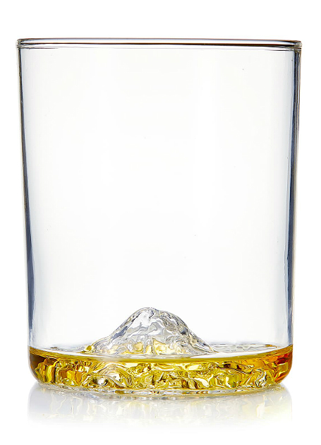 Whiskey Peaks Whiskey Glasses