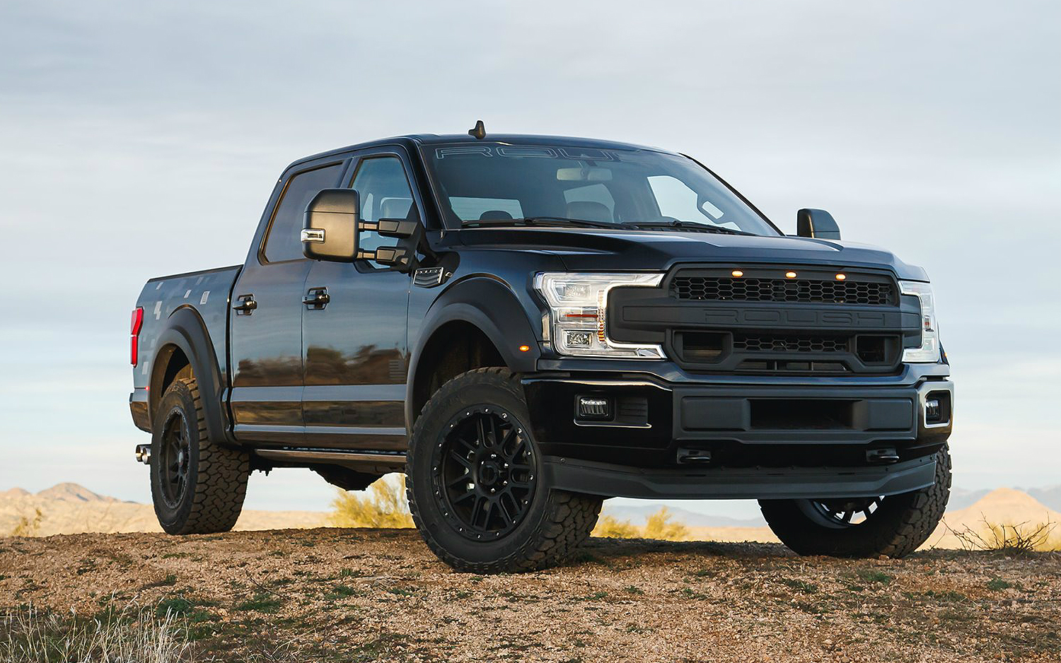 2020 ROUSH F-150 5.11 Tactical Edition