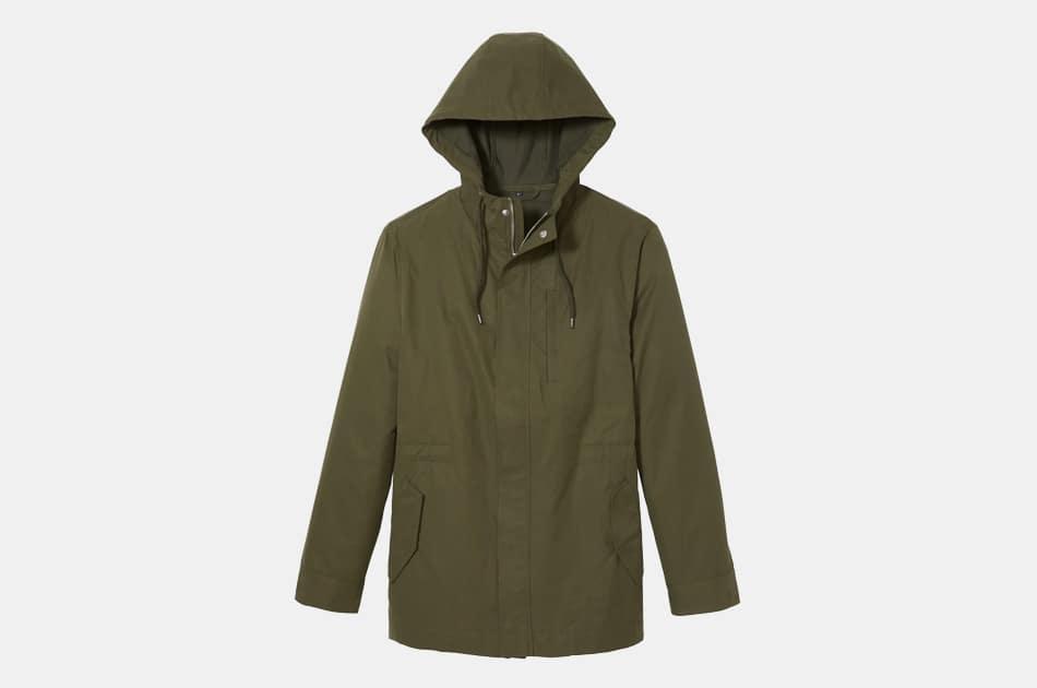 Bonobos Hooded Field Jacket