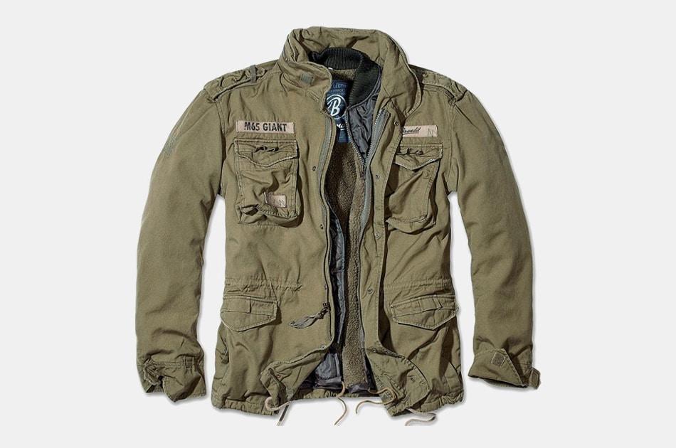 Brandit M-65 Field Jacket