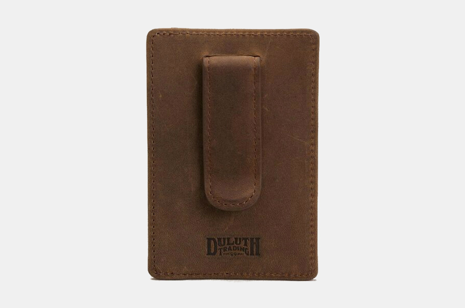Duluth Trading Working Man's Money Clip Wallet